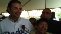 Ethier visits cancer survivors