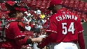 Chapman&#039;s wild pitch