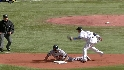 Arencibia picks off Raburn