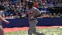 Ordonez's RBI groundout
