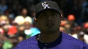 De La Rosa&#039;s quality start