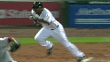 Bourn&#039;s two-run single