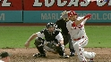 Victorino&#039;s game-tying dinger