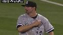 Konerko&#039;s leaping catch