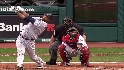 Peguero's first career homer