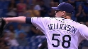 Hellickson&#039;s first shutout