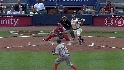Prado's two-run single