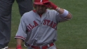 Victorino&#039;s injury