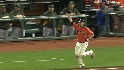 Huff's walk-off single