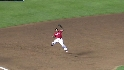Beltre's leaping play