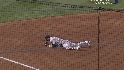 LaRoche's great snag