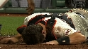 Posey&#039;s injury