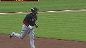 Crawford's two-run blast