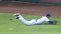 Gentry's diving catch