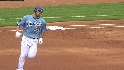 Hosmer's two-run shot