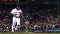 Ortiz&#039;s three-run blast