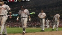 Sanchez's three-run homer