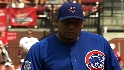 Zambrano's strong outing