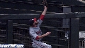 Werth's leaping catch