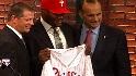 The Phillies take Greene No. 39