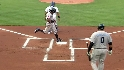 Rivera&#039;s RBI single