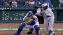Rivera&#039;s second RBI single