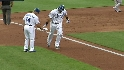 Cabrera's three-run shot