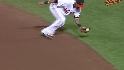 Andino's flashy defense