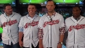 Indians' relievers at Fan Cave