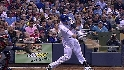 Braun's two-run homer