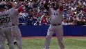 Ortiz's three-run jack