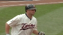 Cuddyer's three-run blast