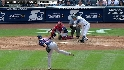 Jeter&#039;s second RBI single