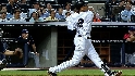 Jeter leaves with calf injury