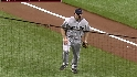 Youkilis' catch ends sixth