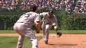 Cano&#039;s glove flip