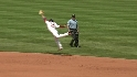 Kozma&#039;s leaping grab