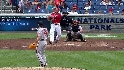 Espinosa&#039;s solo shot