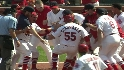 Schumaker&#039;s walk-off blast