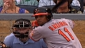 Orioles' five-run first