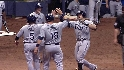 Longoria's three-run shot