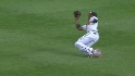 Heyward's sliding grab