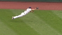 Sizemore&#039;s diving catch