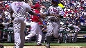 Beltran's two-run triple