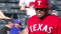 Cruz&#039;s two-run home run