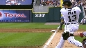 Avila's three-run blast