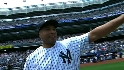 Williams&#039; first Old Timers&#039; Day