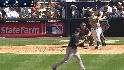 Headley's RBI single