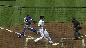 Francoeur&#039;s outstanding throw