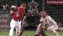 Conger&#039;s two-run shot